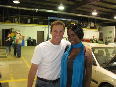 MONIQUE DUPREE & BRIAN KRAUSE