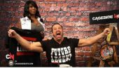Tommy Dreamer on Cageside Noise guest starring Monique GATA Dupree