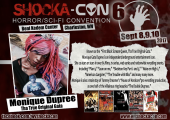 Monique Dupree (Tha True Original Gata) to appear at Shocka Con