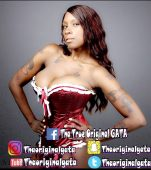 Follow House of Hardcore's exclusive Wrestling Valet & Actress Monique Dupree on Social Media