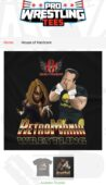 Tommy Dreamer & Monique Dupree shirt available on Pro Wrestling Tees