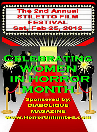 Actress Monique Dupree will be a celebrity guest at Stiletto Film Festival