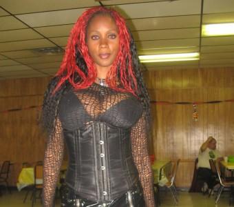 Monique Dupree at Convention