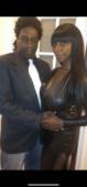 Monique Dupree & husband Anthony Saint Thomas as Catwoman & Batman